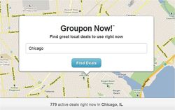 GroupOn Now!